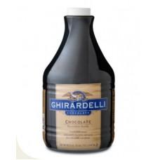 Calda de chocolate escuro - bombona
