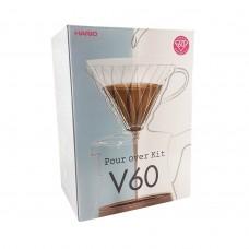 Kit Hário V60 para passar café